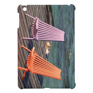 Photo of seaside chairs cover for the iPad mini