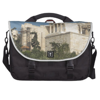 Photo of the Ancient Greek Parthenon from afar Computer Bag