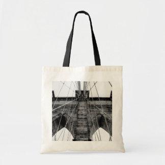 Photo of the Brooklyn Bridge in NYC Tote Bag