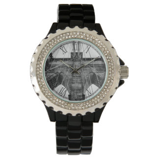 Photo of the Brooklyn Bridge in NYC Wristwatches