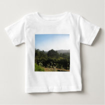 Photo of the countryside. baby T-Shirt