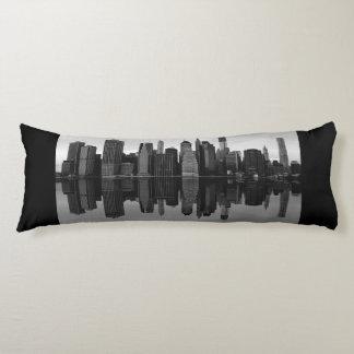 Photo of the New York City Skyline Landscape Body Pillow