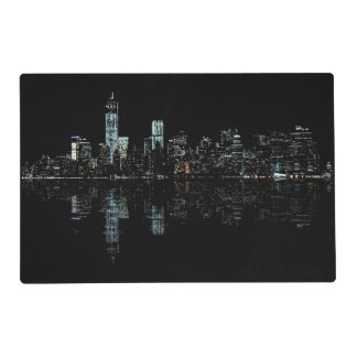 Photo of the New York City Skyline Landscape Placemat
