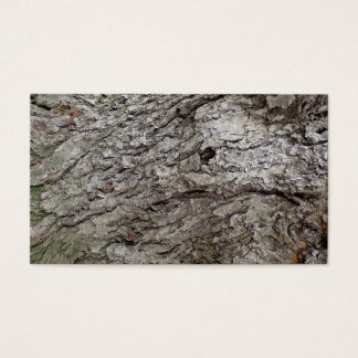 Photo of  Tree Bark Business Card