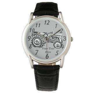 photo of vintage Gray massey fergison tractor  Watch