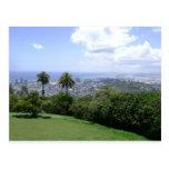 Photo of Waikiki, Oahu, Hawaii, USA Post Cards