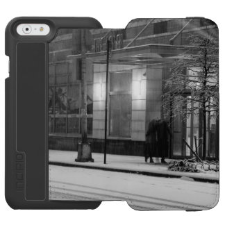 Photo of Winter in New York City iPhone 6/6s Wallet Case