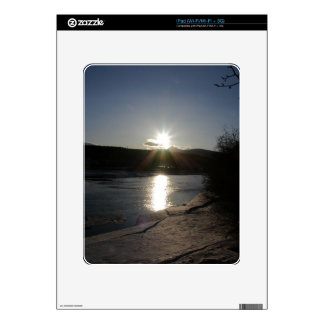 Photo of Yukon River iPad Decals