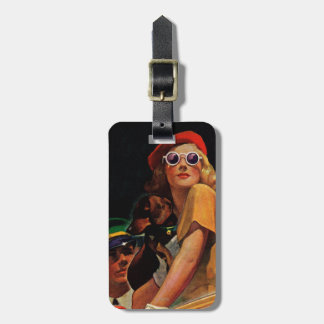 Photo Opportunity Luggage Tag