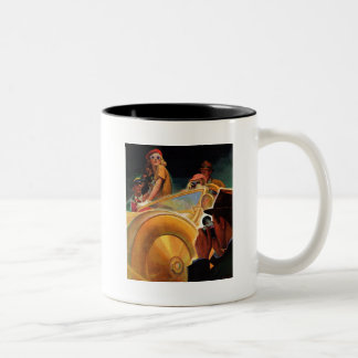 Photo Opportunity Two-Tone Coffee Mug