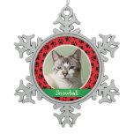 Photo Ornament | Personalized Cat Pet