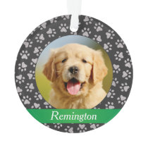 Photo Ornament | Personalized Dog Pet