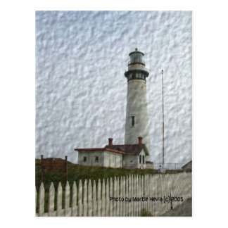 Photo-Painting Postcard Template