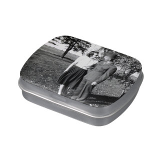 Photo Party Favor Candy Tin