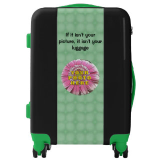 Photo Personalized Carrier Luggage