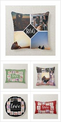 Photo Pillows / Cushions