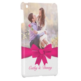 Photo Pink Ribbon iPad Mini Case