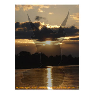 Photo poster - Nature Love