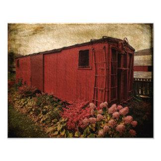 Photo Print-Memory Train