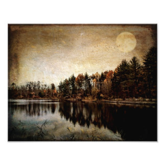 Photo Print-Mysterious Movement of the Seasons
