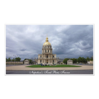 Photo Print Napoleon's Tomb Paris France