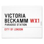 Victoria  Beckamm  Photo Prints