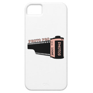 Photo Pro iPhone 5/5S Cover