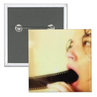 Photo processing machine! Button! Pinback Button