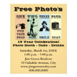 Photo Prop Sign Flyer
