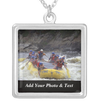 Photo Rafting Sports Necklaces