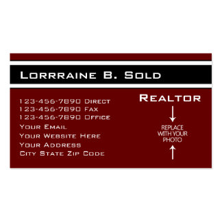Real Estate Business Cards and Business Card