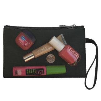 Photo Realism Mini clutch Bag Wristlet Purse