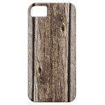 Photo Realistic Rustic, Weathered Wood Board iPhone 5 Covers