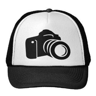 Photo reflex camera trucker hat
