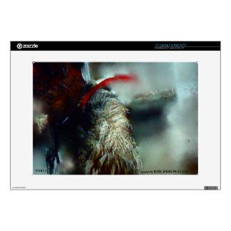 photo remapping art laptop skin