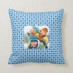 Photo Retro Cool Throw Pillow