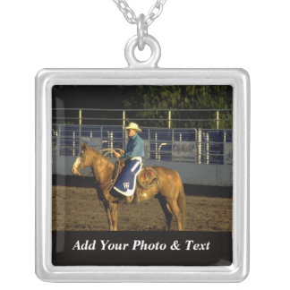 Photo Rodeo Sports Necklaces