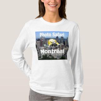 Photo Safari Montreal Sweatshirt women