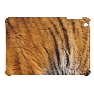 Photo-sampled Tiger Fur Big Cat Wildlife iPad Mini Cases