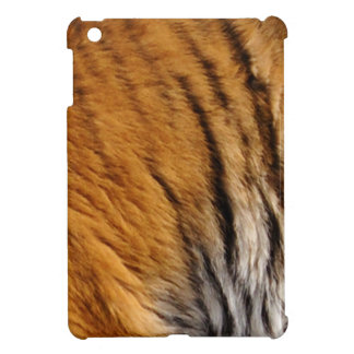 Photo-sampled Tiger Stripes Big Cat Wildlife iPad Mini Case