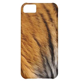 Photo-sampled Tiger Stripes Big Cat Wildlife iPhone 5C Case