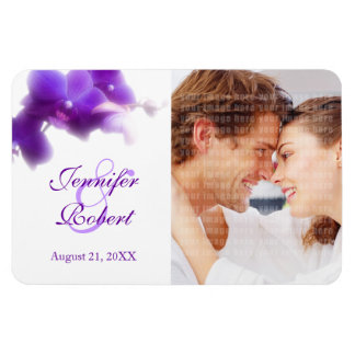 Photo Save the Date / Favor Wedding Magnet