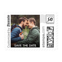 Photo Save the Date PhotoStamp by Stamps.com