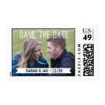 Photo Save the Date Postage
