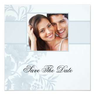 Photo Save The Date Wedding Announcements