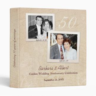 Photo Scrapbook Any Anniversary 3 Ring Binder