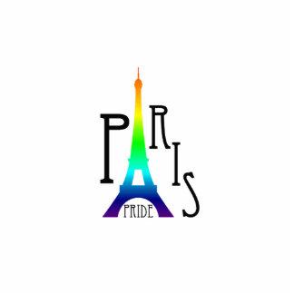 Photo Sculpture- paris pride Statuette