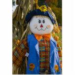 Photo Sculpture: Scarecrow