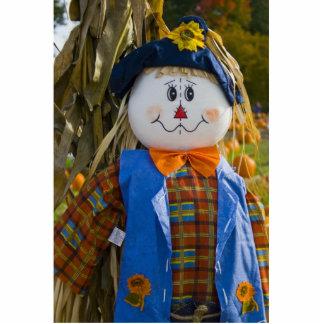 Photo Sculpture: Scarecrow Cutout