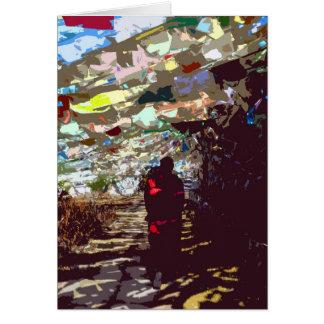 Photo series: Monk Card